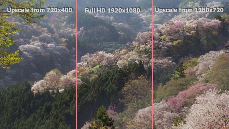 diferencias 720p y 1080p hdtv
