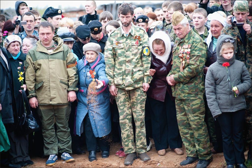 Про 5 мая в Демянском котле и Мясном Бору