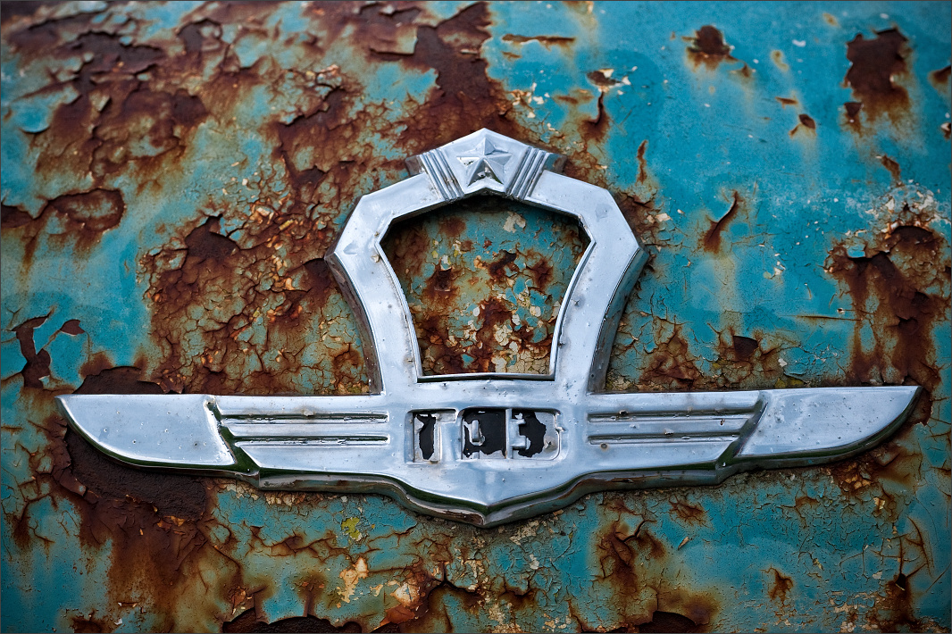 AUTO-USSR: the Museum Of Old Soviet Cars