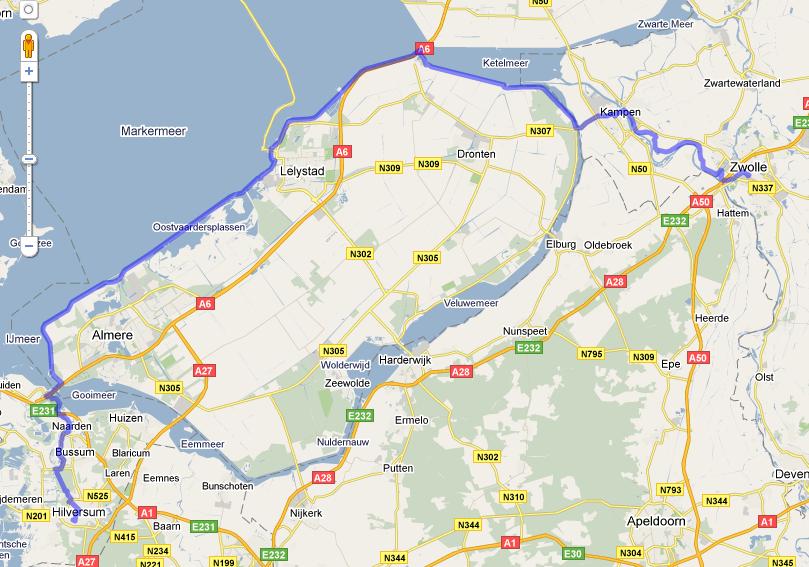 Zwolle Flevoland Hilversum cycling trip Serguei Alleko Blog