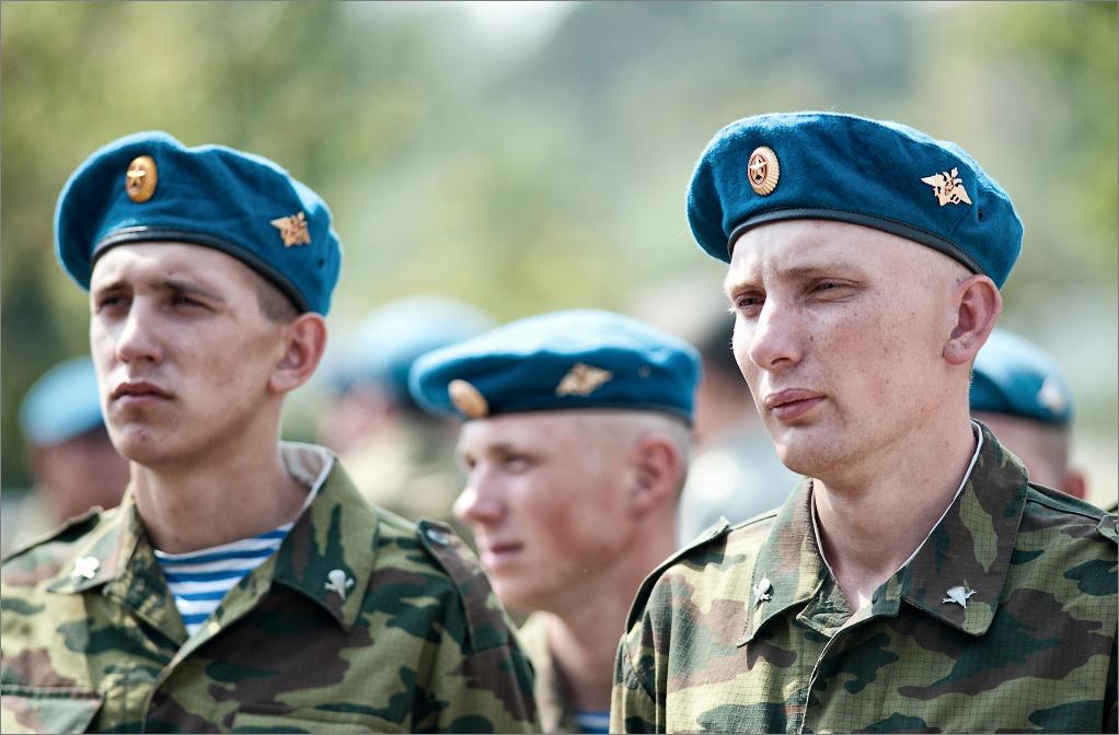 Военные Береты Со Швом